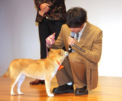 TBS系連続ドラマ『4分間のマリーゴールド』キャスト舞台あいさつの様子 (C)ORICON NewS inc.
