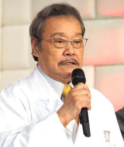 『ドクターX〜外科医・大門未知子〜』の制作発表会に出席した西田敏行 (C)ORICON NewS inc.
