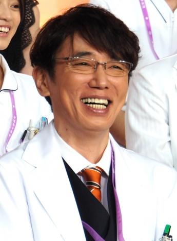 『ドクターX〜外科医・大門未知子〜』の制作発表会に出席したユースケ・サンタマリア (C)ORICON NewS inc.
