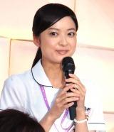 『ドクターX〜外科医・大門未知子〜』の制作発表会に出席した川瀬莉子 (C)ORICON NewS inc.