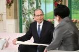 10月18日放送、『徹子の部屋』1万1111回のゲスト・王貞治氏(C)テレビ朝日