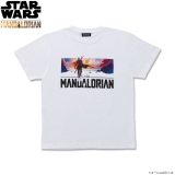 Tシャツ=「スター・ウォーズ」の新ドラマシリーズ『マンダロリアン』バンダイのキャラクターファッションサイト「バンコレ!」にファッションアイテム登場