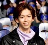 映画『フッド:ザ・ビギニング』のジャパンプレミアに登壇した超特急のリョウガ (C)ORICON NewS inc.