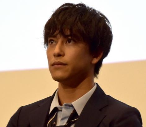 映画『超・少年探偵団NEO-Beginning-』完成披露上映会に登壇した佐野岳 (C)ORICON NewS inc.