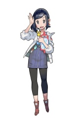 『ポケマス』広報キャラクター・カナ
