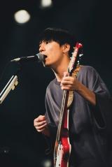 サプライズライブで2曲を披露した渋谷すばる Photo by タイコウクニヨシ