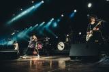 バンド演奏で熱唱する渋谷すばる Photo by タイコウクニヨシ
