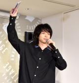 映画『アラジン』のMovieNEX発売記念トークショーを開催した中村倫也 (C)ORICON NewS inc.