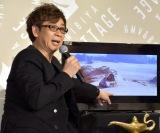 お気に入りシーンを語る山寺宏一=映画『アラジン』のMovieNEX発売記念トークショー (C)ORICON NewS inc.