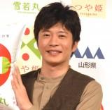 山形県米『雪若丸』新CM発表会に出席した田中圭 (C)ORICON NewS inc.