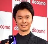 NTTドコモ『2019-2020冬春 新サービス・新商品発表会』に出席した長谷川博己 (C)ORICON NewS inc.
