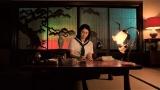 10月11日スタート、金曜ナイトドラマ『時効警察はじめました』第1話のメインゲスト・小雪がセーラー服姿で回想シーンに登場(C)テレビ朝日