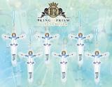 「無限ハグ☆再現チャーム☆」は、複数つなげてバッグに着けると作中に登場する「ヒロ様の無限ハグ」が再現できて痛バックが完成する。表情は6種。(C)T-ARTS/syn Sophia/キングオブプリズム製作委員会