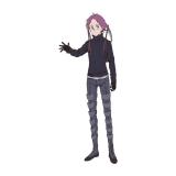 TVアニメ『ドロヘドロ』恵比寿(C)2020 林田球・小学館/ドロヘドロ製作委員会