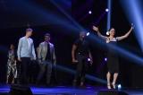 ディズニーファンの世界的祭典『D23 Expo2019』のステージに登場した『スター・ウォーズ/スカイウォーカーの夜明け』ヒロイン レイ役のデイジー・リドリー