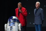 R2-DO、ビリー・ディー・ウィリアムズ、アンソニー・ダニエルズ=D23 Expo 2019