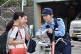せりふもアクションも堂々こなした浜口京子(C)テレビ朝日