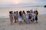 日向坂46の1st写真集『立ち漕ぎ』誌面カット(撮影/YOROKOBI)