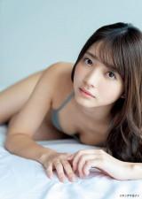 『週刊ヤングマガジン』第46号に登場した山口はのん(C)唐木貴央 /ヤングマガジン