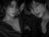 M!LK初となるファッションブックのソロ表紙公開(左から)佐野勇斗、板垣瑞生