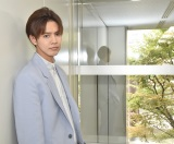 アニメ映画『きみと、波にのれたら』に出演した片寄涼太 (C)ORICON NewS inc.