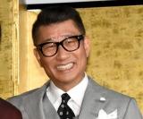 映画『記憶にございません!』の超大ヒット御礼舞台あいさつに登壇した中井貴一 (C)ORICON NewS inc.