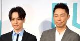 """初々しい""""パパトーク""""を展開した(左から)EXILE TETSUYAとEXILE USA(C)ORICON NewS inc."""