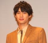 TBS系連続ドラマ『4分間のマリーゴールド』主演の福士蒼汰 (C)ORICON NewS inc.