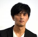 『その瞬間、僕は泣きたくなった-CINEMA FIGHTERS project-』完成披露舞台あいさつに登壇した井上博貴監督 (C)ORICON NewS inc.
