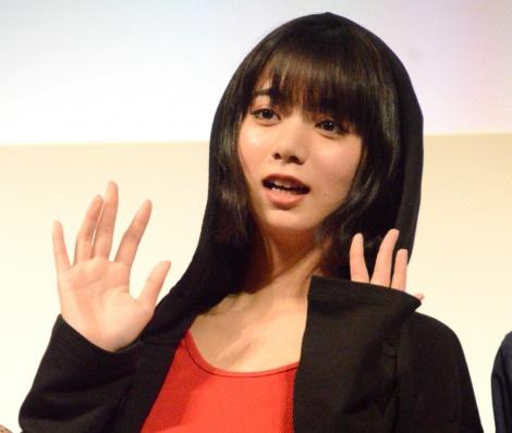 MBS/TBSドラマイズム『左ききのエレン』制作発表会に登場した池田エライザ (C)ORICON NewS inc.