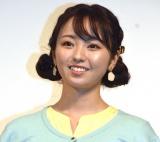 MBS/TBSドラマイズム『左ききのエレン』制作発表会に登場した今泉佑唯 (C)ORICON NewS inc.
