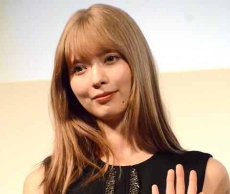 MBS/TBSドラマイズム『左ききのエレン』制作発表会に登場した八木アリサ (C)ORICON NewS inc.