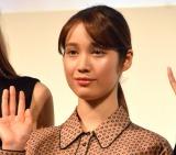 MBS/TBSドラマイズム『左ききのエレン』制作発表会に登場した中村ゆりか (C)ORICON NewS inc.