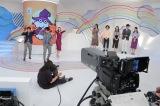 『ZIP!』スタジオではダンスを撮影(C)日本テレビ