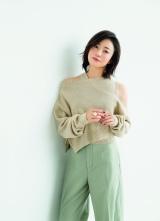 『InRed』11月号の表紙を飾った菅野美穂