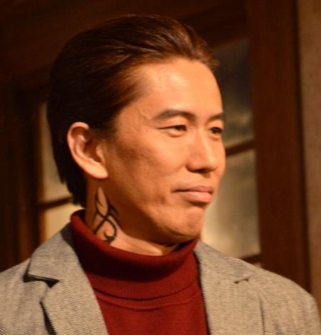 舞台『ザ・フォーリナー』ゲネプロ前囲み取材に出席した清水順二 (C)ORICON NewS inc.