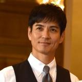 TBS系日曜劇場『グランメゾン東京』試写会後制作発表会見に出席した沢村一樹 (C)ORICON NewS inc.