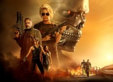 映画『ターミネーター:ニュー・フェイト』(11月8日公開)アーノルド・シュワルツェネッガー、リンダ・ハミルトン、マッケンジー・デイヴィス、そしてティム・ミラー監督の来日が決定
