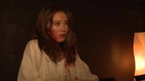 テレビ大阪の即興恋愛ドラマ『抱かれたい12人の女たち』第5話ゲストは中村ゆりか(C)「抱かれたい12人の女たち」製作委員会