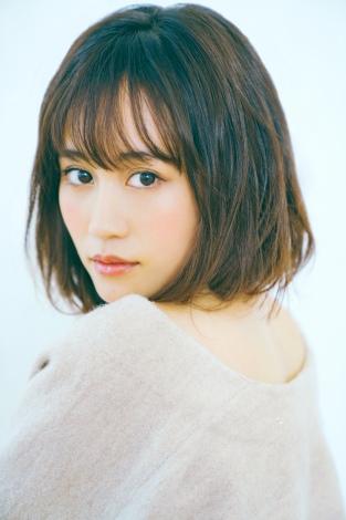 NHKのドラマ『伝説のお母さん』で主演を務める前田敦子