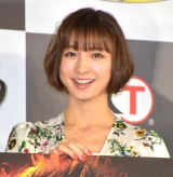 AKB48選抜総選挙の開催見送りに言及した篠田麻里子(C)ORICON NewS inc.