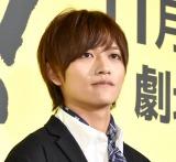 映画『喝風太郎!!』の完成披露上映会に出席した藤田富 (C)ORICON NewS inc.