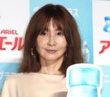 『アリエール ダニよけプラス』新商品及び新CM発表会に出席したYOU (C)ORICON NewS inc.
