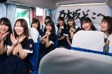 乃木坂46の4期生が街ブラする新番組『乃木坂どこへ』が21日スタート(C)日本テレビ