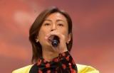 本公演のテーマソングで唱歌「ふるさと」を合唱する氷川きよし (C)oricon ME inc.