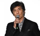 映画『楽園』の公開初日舞台あいさつに登壇した佐藤浩市 (C)ORICON NewS inc.