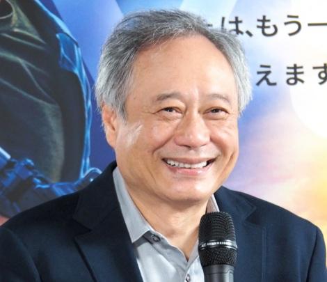 映画『ジェミニマン』トークセッションLIVEに出演したアン・リー監督(C)ORICON NewS inc.