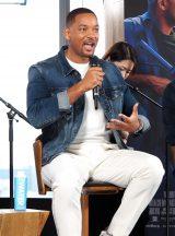 映画『ジェミニマン』トークセッションLIVEに出演したウィル・スミス (C)ORICON NewS inc.
