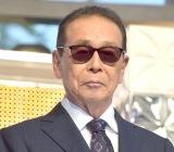 金曜ゴールデン3番組合同記者会見に出席したタモリ (C)ORICON NewS inc.