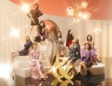 TWICEの新曲「Fake & True」MVに活動休止中のミナ(右から4人目)が参加